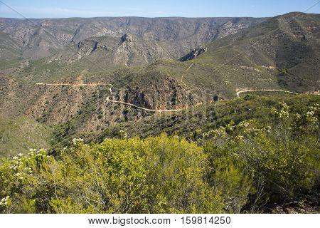 Baviaans Kloof Mountain Pass