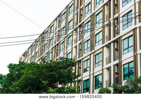 Modern And Stylish Condo Real Estate Low Rise