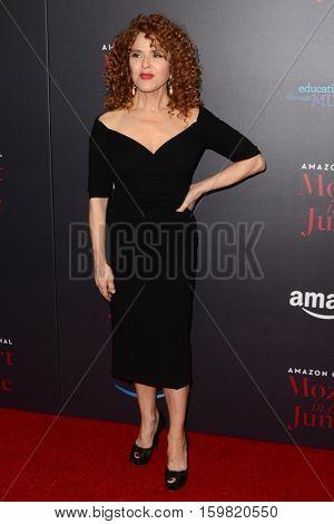 LOS ANGELES - DEC 1:  Bernadette Peters at the