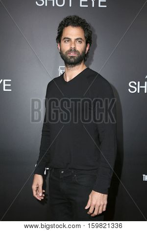 LOS ANGELES - DEC 1:  Adrian Bellani at the Premiere Of Hulu's