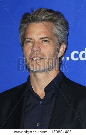 LOS ANGELES - DEC 1:  Timothy Olyphant at the Children's Defense Fund - 26th Beat The Odds Awards at Beverly Wilshire Hotel on December 1, 2016 in Beverly Hills, CA
