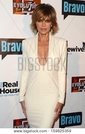 LOS ANGELES - DEC 2:  Lisa Rinna at the