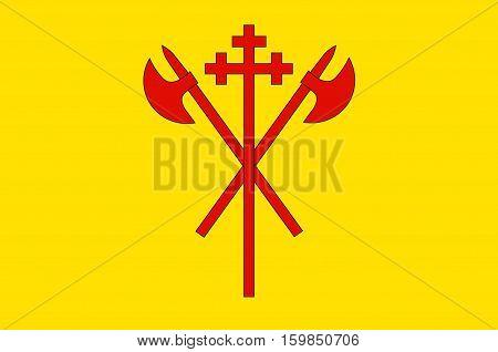Flag of Sor-Trondelag is a county of Trondelag region in Norway