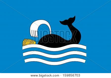 Flag of Molde is a city and municipality in Romsdal in More og Romsdal county Norway