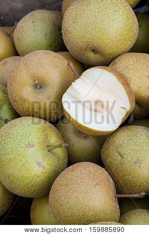 Asian Or Chinese Pears