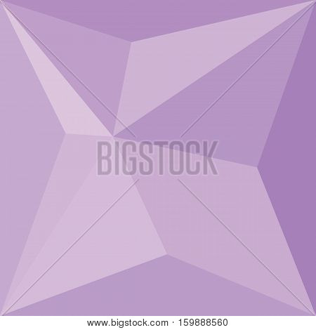 Purple Color Light Background, Vector By Eps10