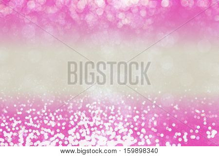 Abstract light pink bright bokeh background wallpaper