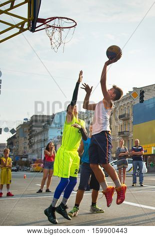 Streetball Players
