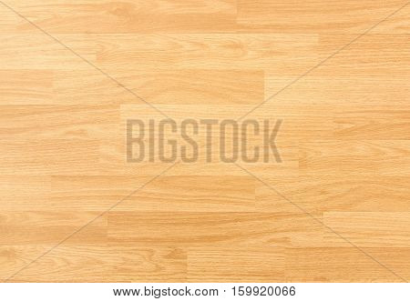 Hardwood maple floor viewed from above background