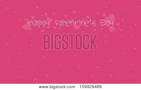 Collection stock valentine day backgrounds vector illustration