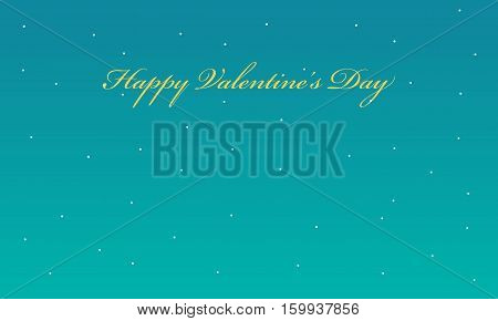 Valentine with star backgrounds vector collection stock