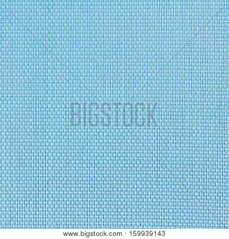 Light blue fishnet cloth material texture background. Nylon texture. Nylon fabric. Nylon bag for background with copy space for text or image.