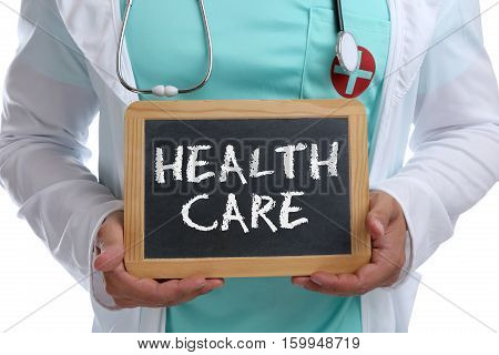 Health Care Healthcare Concept Disease Ill Illness Healthy Young Doctor
