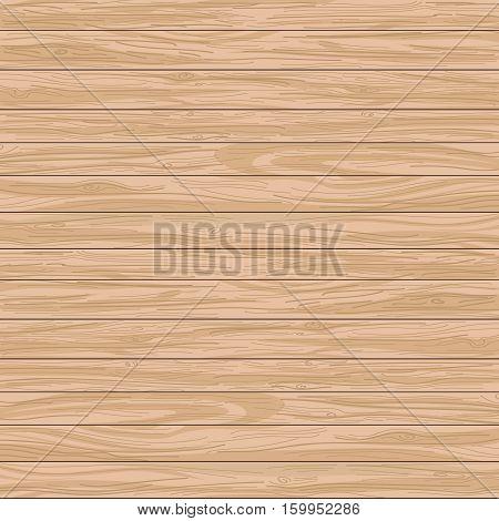 Vintage light brown wooden plank texture background