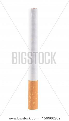 Cigarette Isolated On A White Background