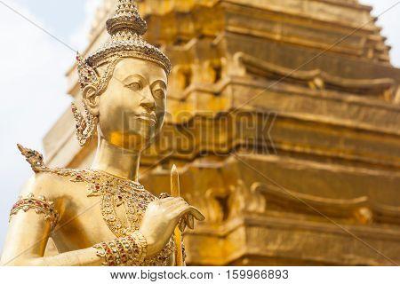 Ki-nara At Grand Palace