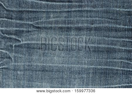 jeans denim texture of fashion background - can use to display or montage on product