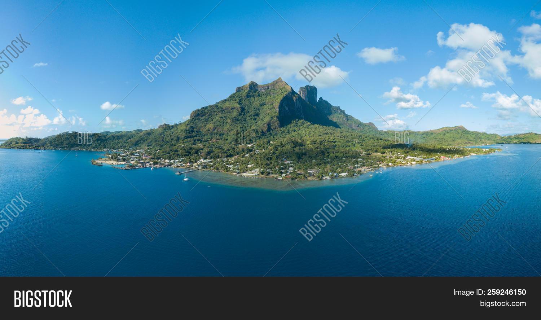 Panoramic Aerial View Image Photo Free Trial Bigstock