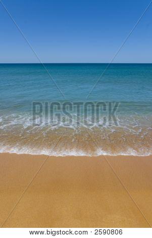 Perfect Beach Sand Copyspace