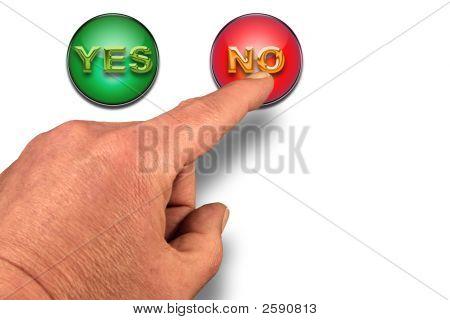 Choose No
