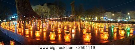 Sorrowful Candles