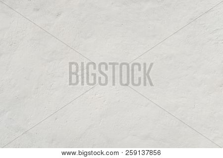 Light Grey Concrete Wall Texture Background Create From Plaster Cement Material In Retro Pattern For
