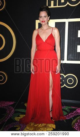 Ione Skye at the HBO's Official 2018 Emmy After Party held at the Pacific Design Center in West Hollywood, USA on September 17, 2018.