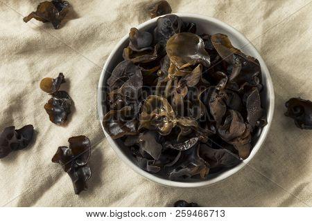 Raw Organic Wood Ear Mushrooms