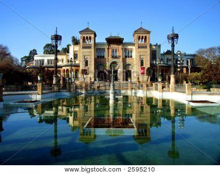 Museo De Artes, Sevilla