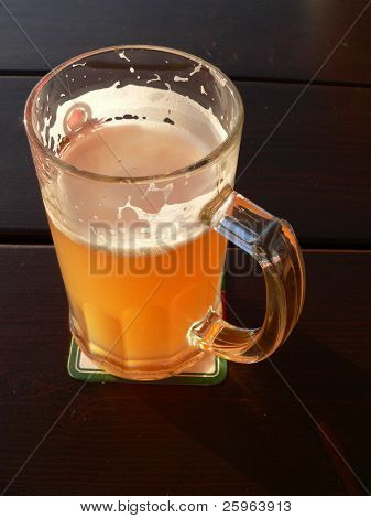 Just a pint of beer