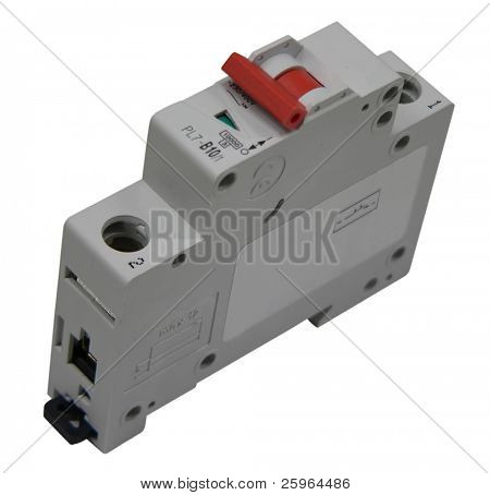 Circuit-breakers on isolated background