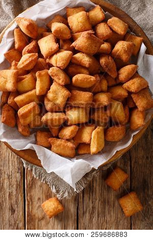 Chin Chin – West African Fried Pastry Enjoyed Throughout The Region Especially In Nigeria - Crispy C