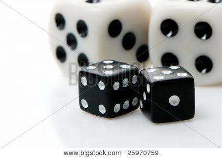 Gambling cubes