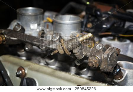 Cars Fuel Rail
