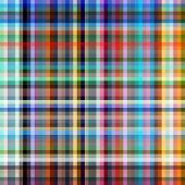 A colorful pixels abstract pattern background image. poster