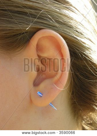 Acrylic Ear Stretching Taper
