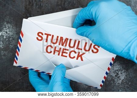 Us Government Stimulus Check During Coronavirus Pandemic