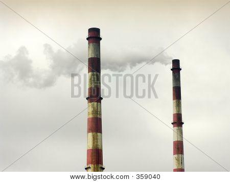 Smoking Towers