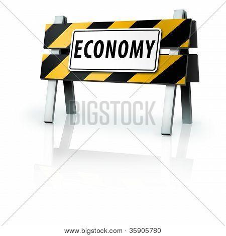 Economy Barrier