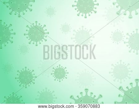 Coronavirus Background