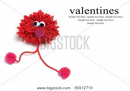 Valentines Monster