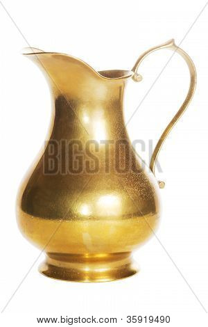 Old Golden Carafe