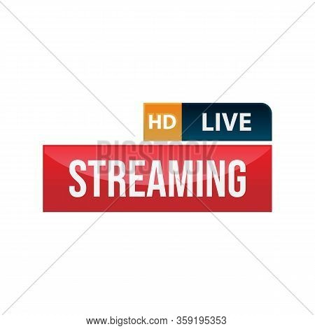 Live Hd Logo Video Streaming