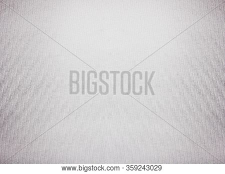 Paper Texture Background, Old Light Grey Empty Surface. Squared White Vintage Old Paper, Blank Gray