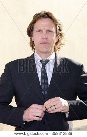 LOS ANGELES - MAY 19:  Simon Templeten at the Disney Media Networks International Upfronts at the Walt Disney Studios on May 19, 2012 in Burbank, CA