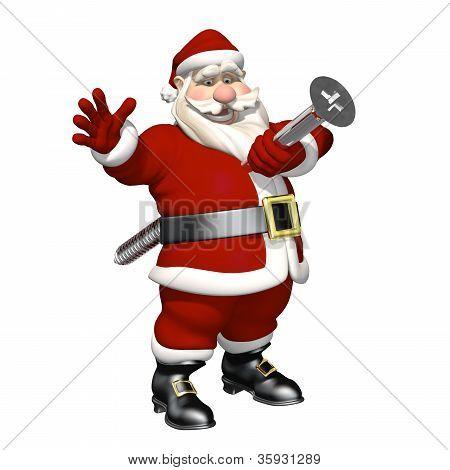 Santa Got Screwed