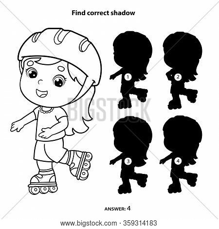 Coloring Page Sport Coloring Page Roller Skate | PicGifs.com | 470x450