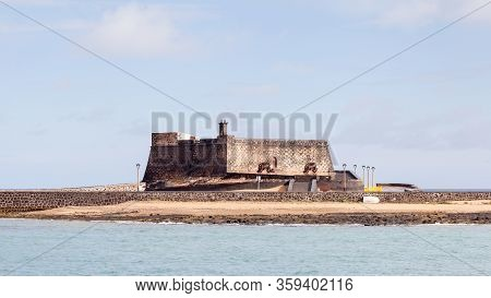 Castillo De San Gabriel.  Castillo De San Gabriel Is A 16th Century Fort In The Spanish Port City Of