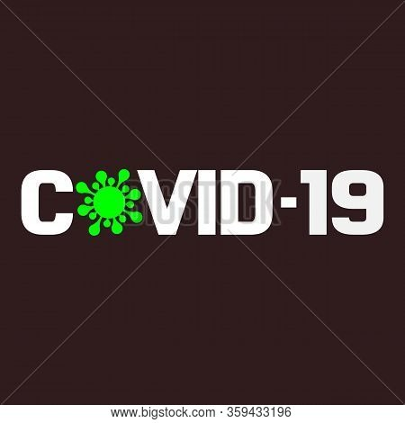 Coronavirus Banner Vector Icon. Infographic Element . Virus Cell Icon. Corona Virus Sign Icon. Wuhan