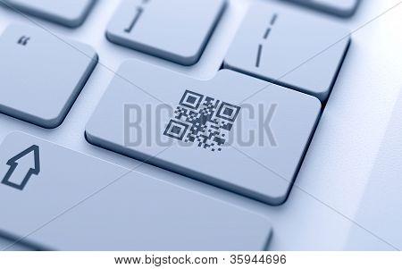 Qr Sign Button